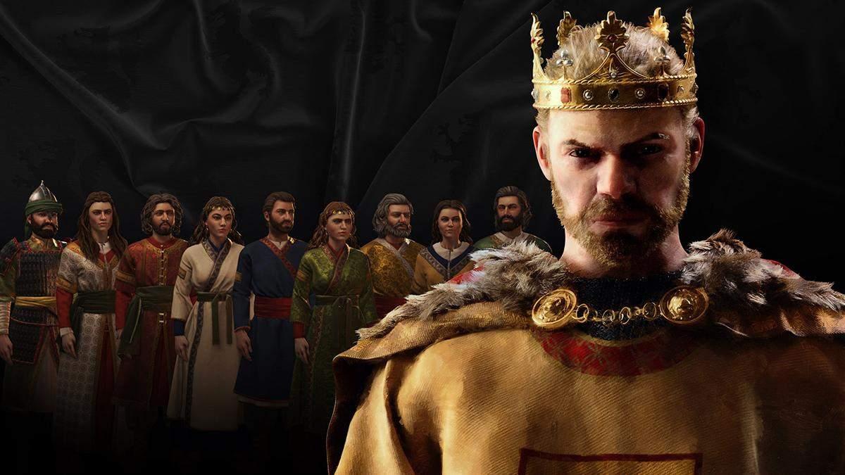 Неожиданная комбинация: моддер добавил королевскую битву в стратегию Crusader Kings III - Игры - Games