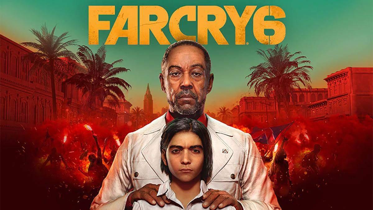 Леви та вівці: Ubisoft показала новий сюжетний трейлер відеогри Far Cry 6 - Ігри - games