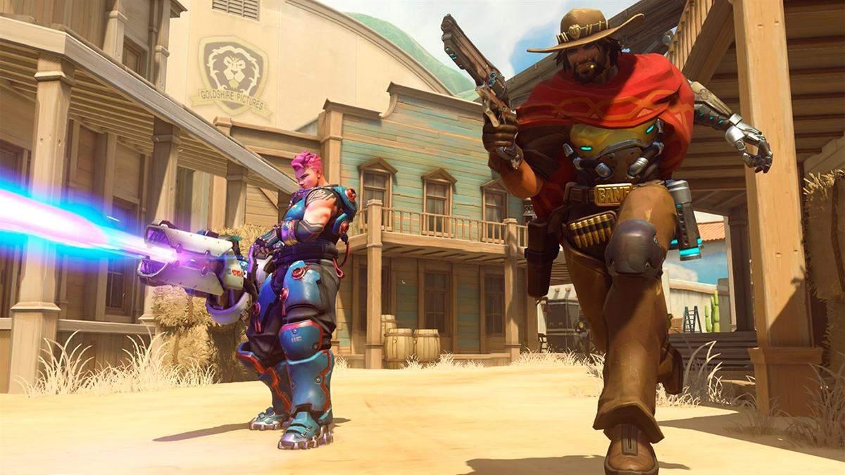Скандальный ковбой: компания Activision Blizzard переименует персонажа с Overwatch - Игры - Games