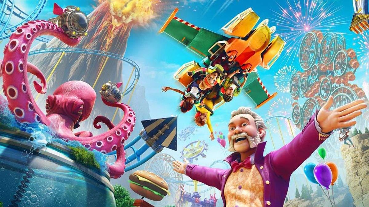 Новий погляд на жанр: Limbic Entertainment представила симулятор парку розваг Park Beyond - Ігри - games