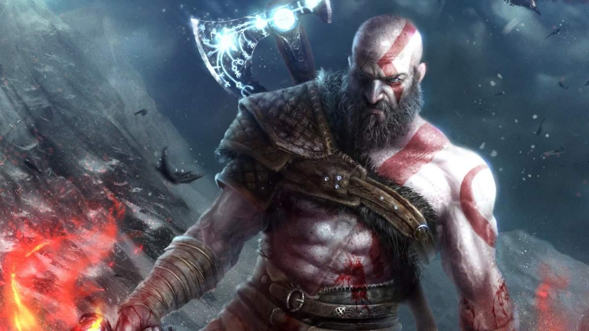 Никто этого не заметил: разработчик God of War раскрыл интересную деталь о боевом топоре Кратоса - Игры - Games