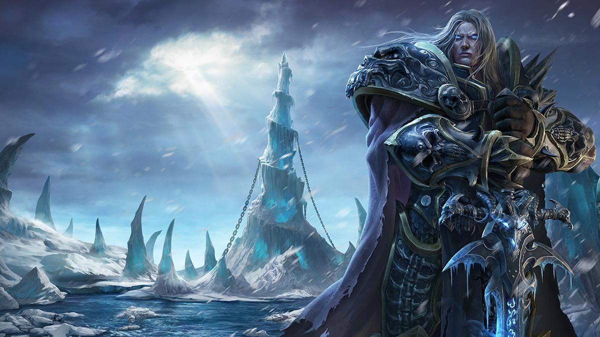 Геймер показал, как могла бы выглядеть видеоигра Warcraft III: Reforged на Unreal Engine 5 - Игры - Games