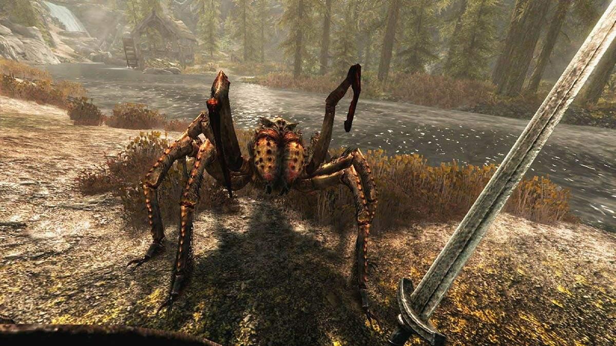 Геймеры недовольны: модификацию, которая запрещает играть в Skyrim, удалили с NexusMods - Игры - Games