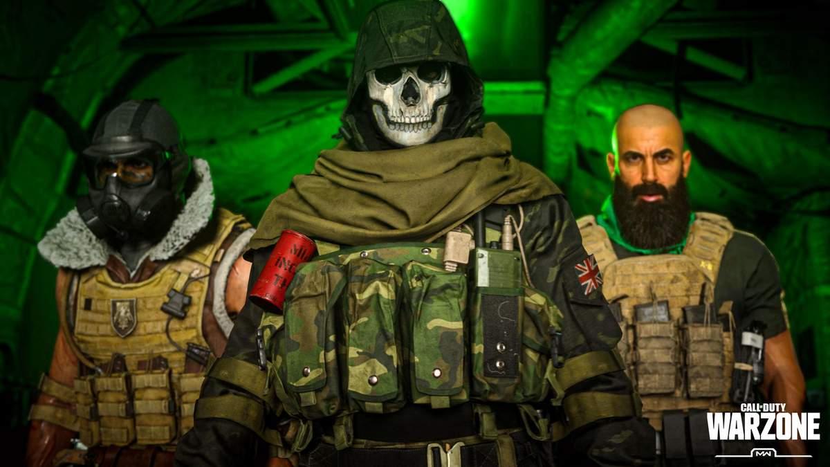 Игрок Warzone был удивлен, узнав кто его товарищ по игре в реальной жизни - Игры - Games