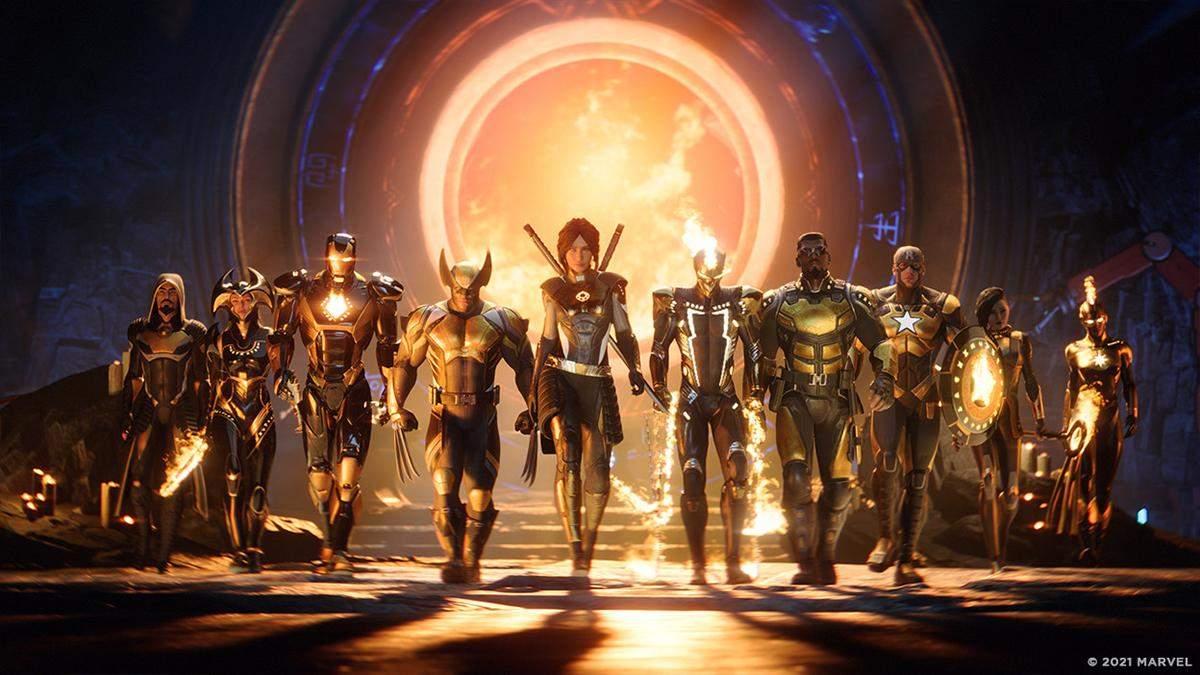 Незвичайна бойова система: Firaxis Games показала перший геймплей Marvel's Midnight Suns - Ігри - games