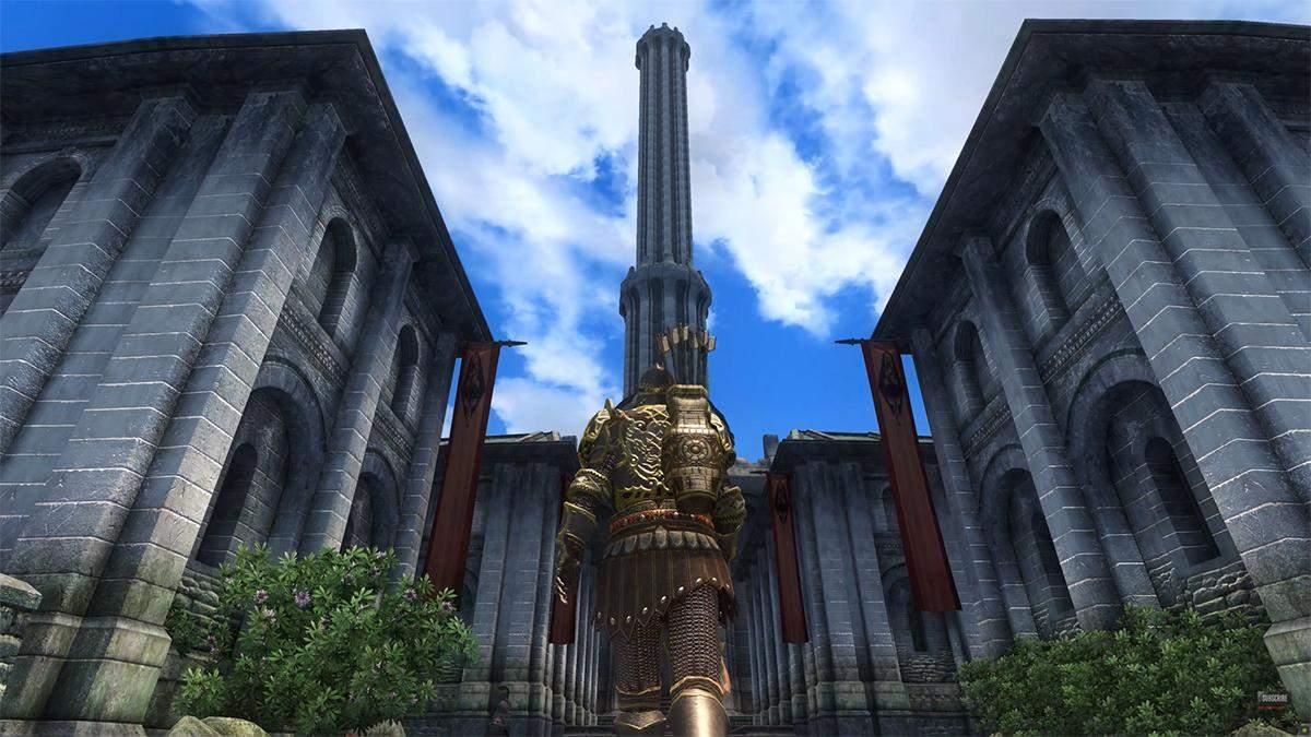 Попытался показать максимум: блогер запустил TES IV: Oblivion с модами на GeForce RTX 3090 - Игры - Games