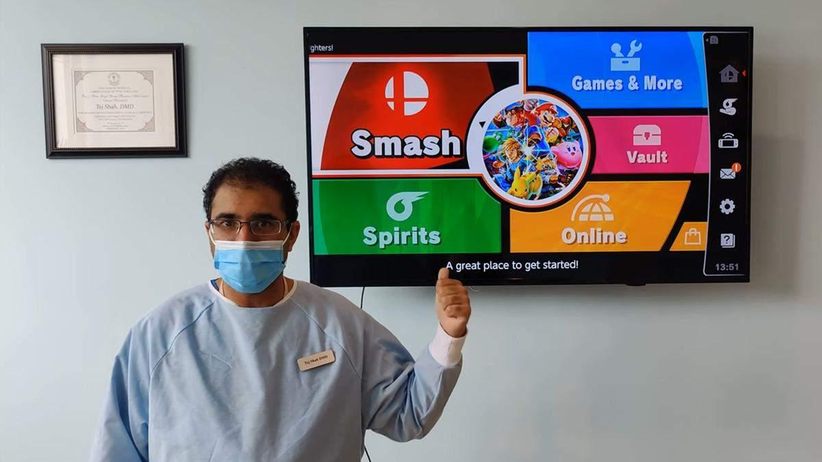 Стоматолог из США предлагает бесплатные услуги каждому, кто победит его в видеоигре - Игры - Games