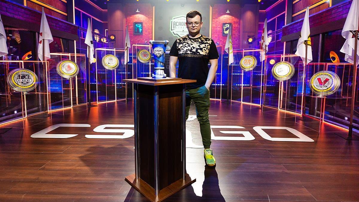 О первом сезоне WePlay Academy League и будущих турнирах: интервью с Максимом Белоноговым - Игры - Games