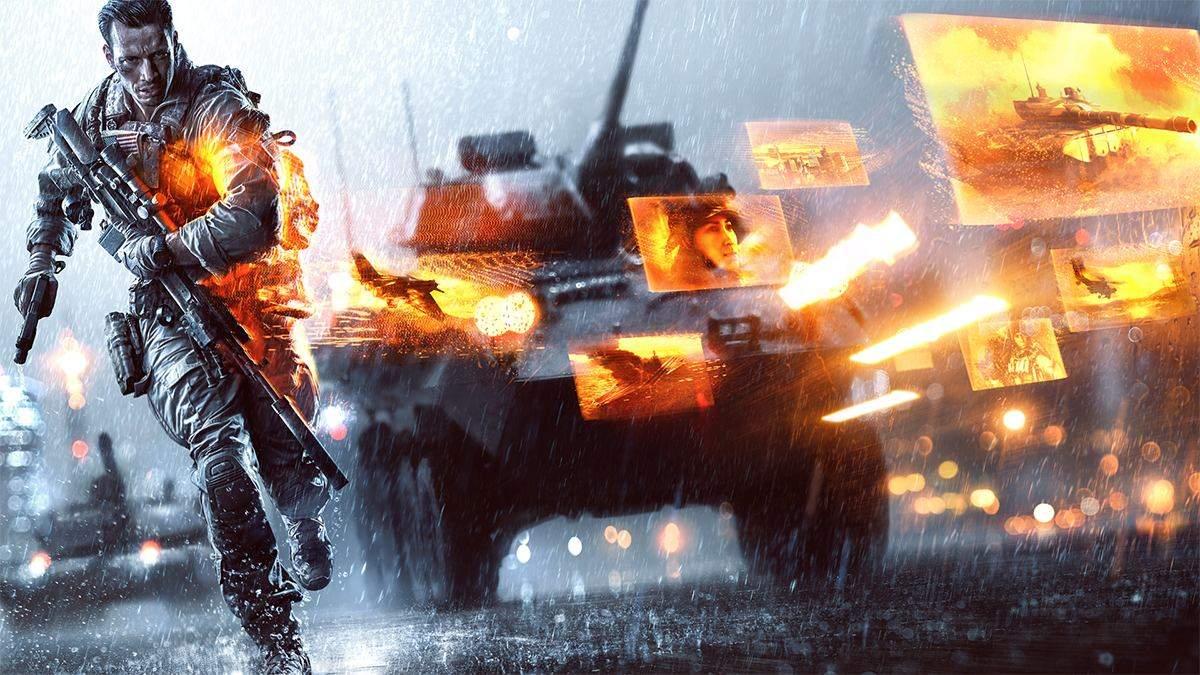 Конкурент для Call of Duty Mobile: в Google Play появилась страница видеоигры Battlefield Mobile - Игры - Games