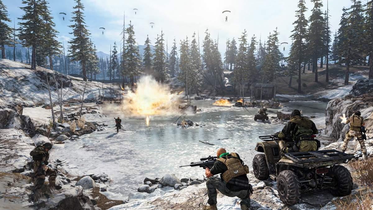 В Call of Duty: Warzone появятся два новых режима – что о них нужно знать - Игры - Games