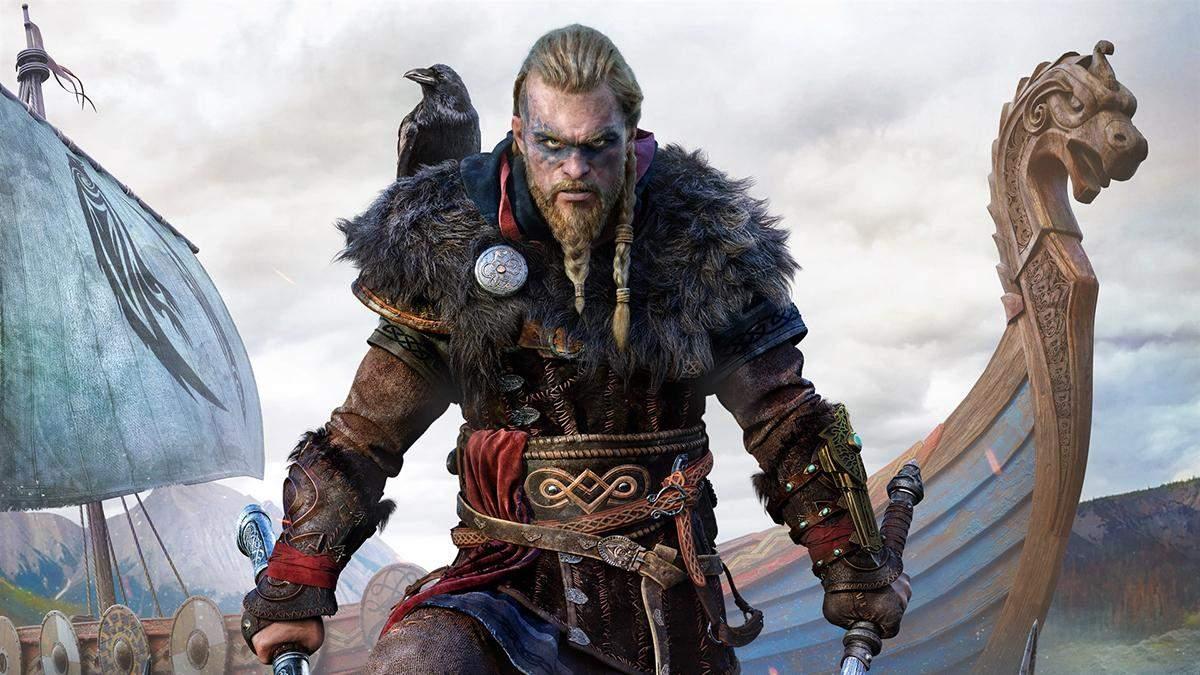 Побывали в реальном храме: фанаты пытаются разгадать загадку с Assassin's Creed Valhalla - Игры - Games