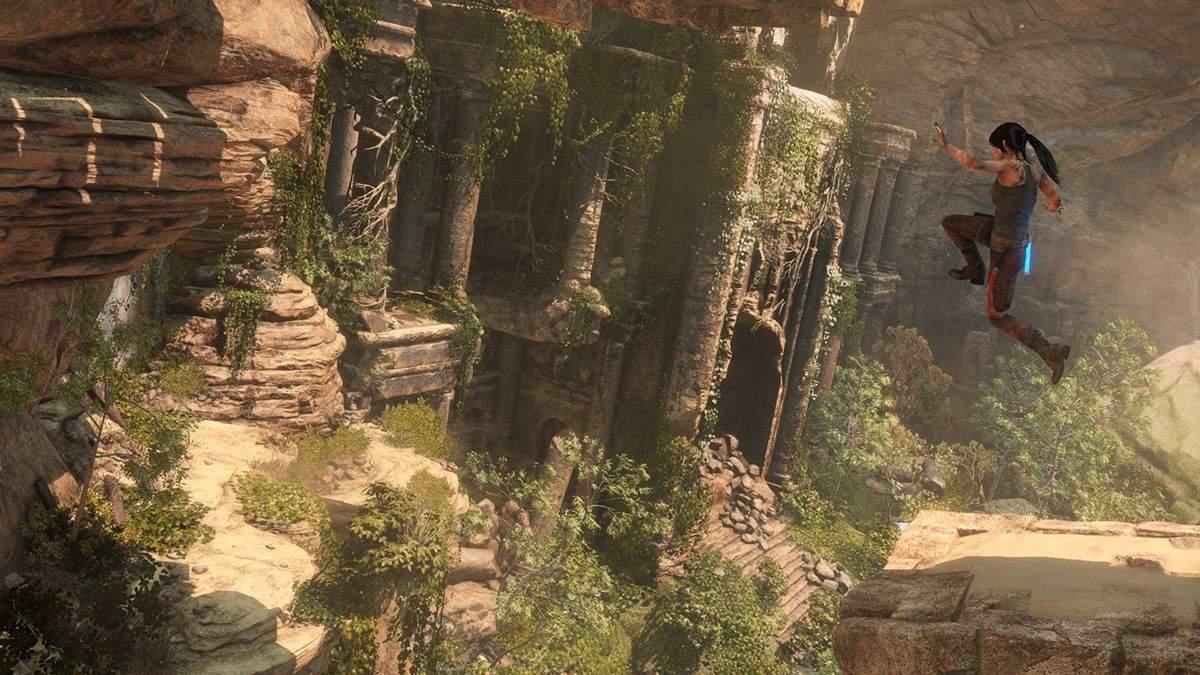 """Лучшие геймерские мемы за последнюю неделю: будущее Skyrim и """"древние"""" храмы в Tomb Raider - Игры - Games"""