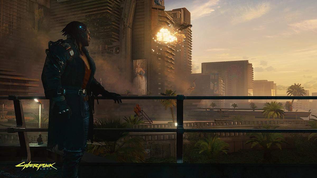 Без використання багів не дістатися: геймер знайшов дивну пасхалку в Cyberpunk 2077 - Ігри - games