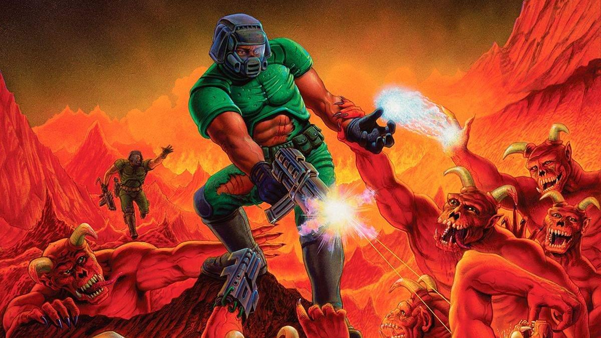 Нестандартная комбинация: энтузиаст решил объединить Doom и Age of Empires II - Игры - Games