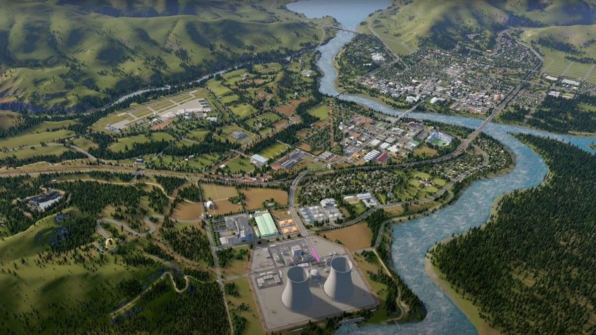 Более года кропотливой работы: геймер воссоздал Спрингфилд из Симпсонов в Cities: Skyline - Игры - Games