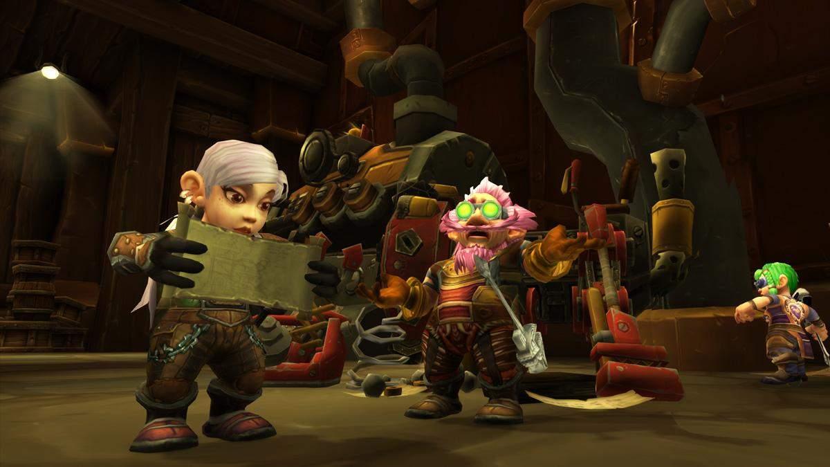 """Авторские права или расизм: разработчики World of Warcraft удалили из игры слово """"зеленокожий"""" - Игры - Games"""