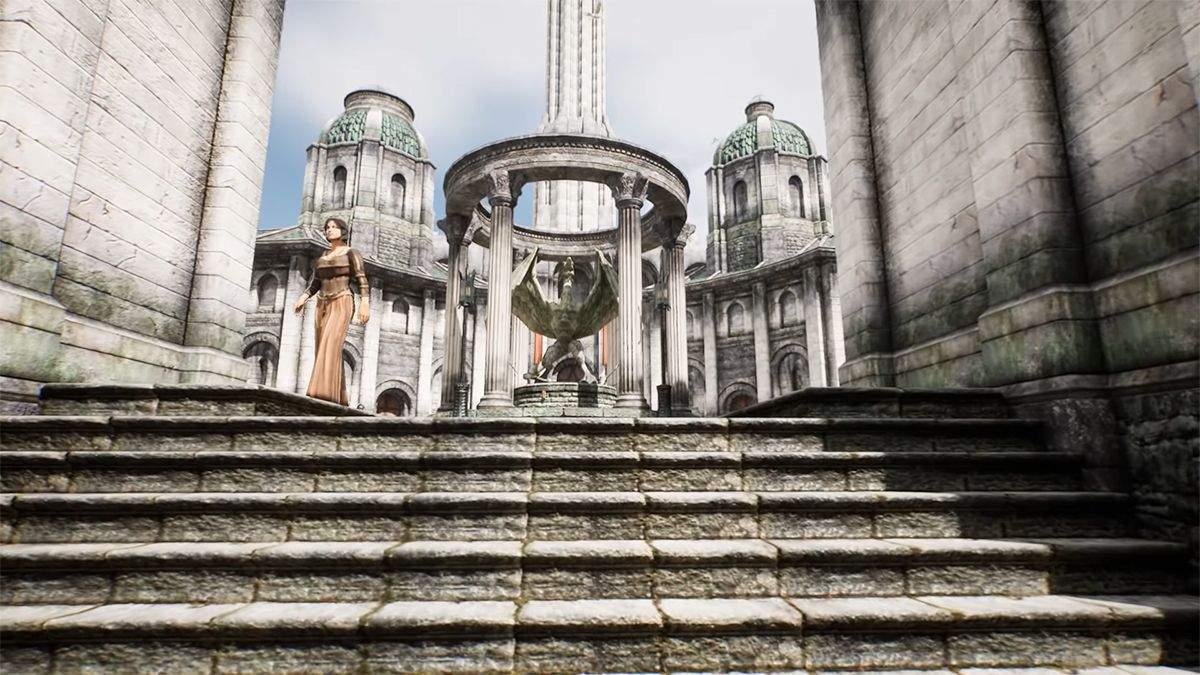 Энтузиаст показал, как могла бы выглядеть видеоигра TES IV: Oblivion на Unreal Engine 5 - Игры - Games