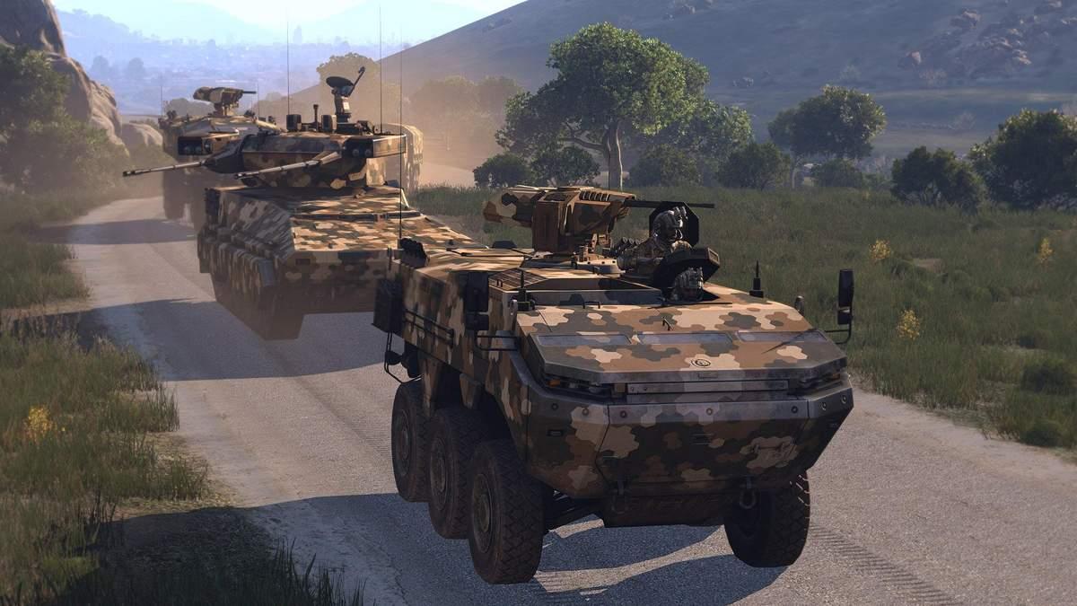 Новостные агентства использовали кадры Arma 3 в качестве доказательств помощи Пакистана талибам - Игры - Games