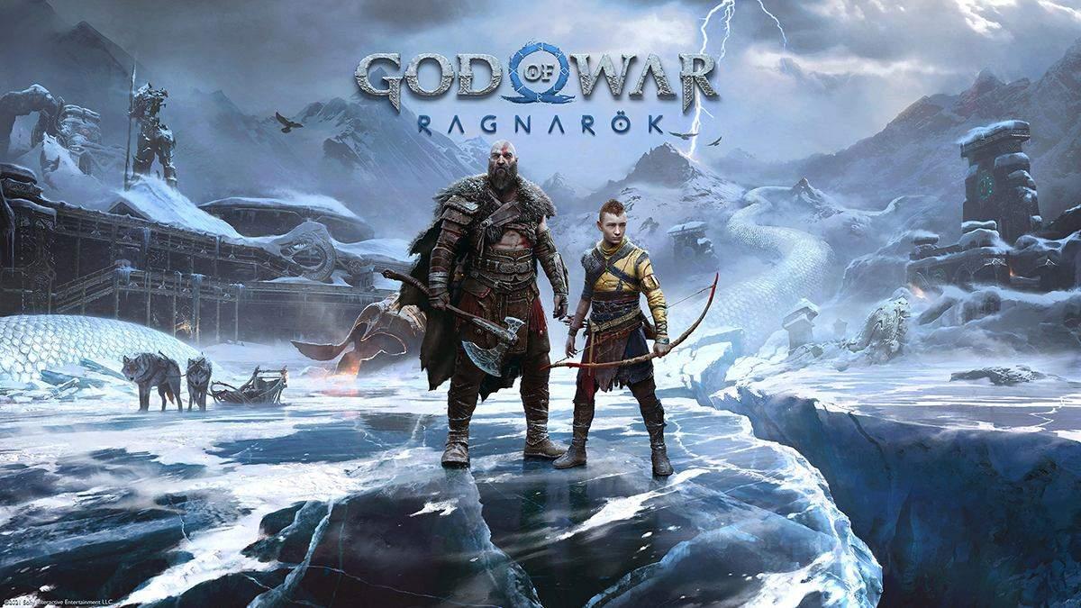 Раґнарок вже близько: Santa Monica Studio показала перший трейлер відеогри God Of War: Ragnarok - Ігри - games