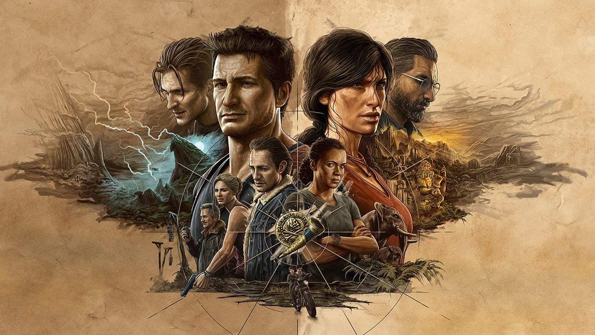 Приятный сюрприз: ремастеры Uncharted 4: A Thief's End и The Lost Legacy выйдут на PC и PS5 - Игры - Games