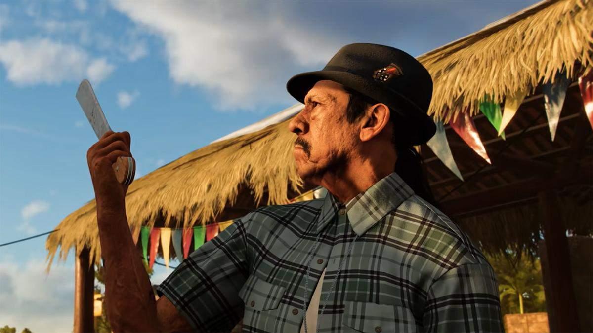 Денні Трехо та кросовер з серіалом: Ubisoft розповіла про додатковий контент для Far Cry 6 - Ігри - games