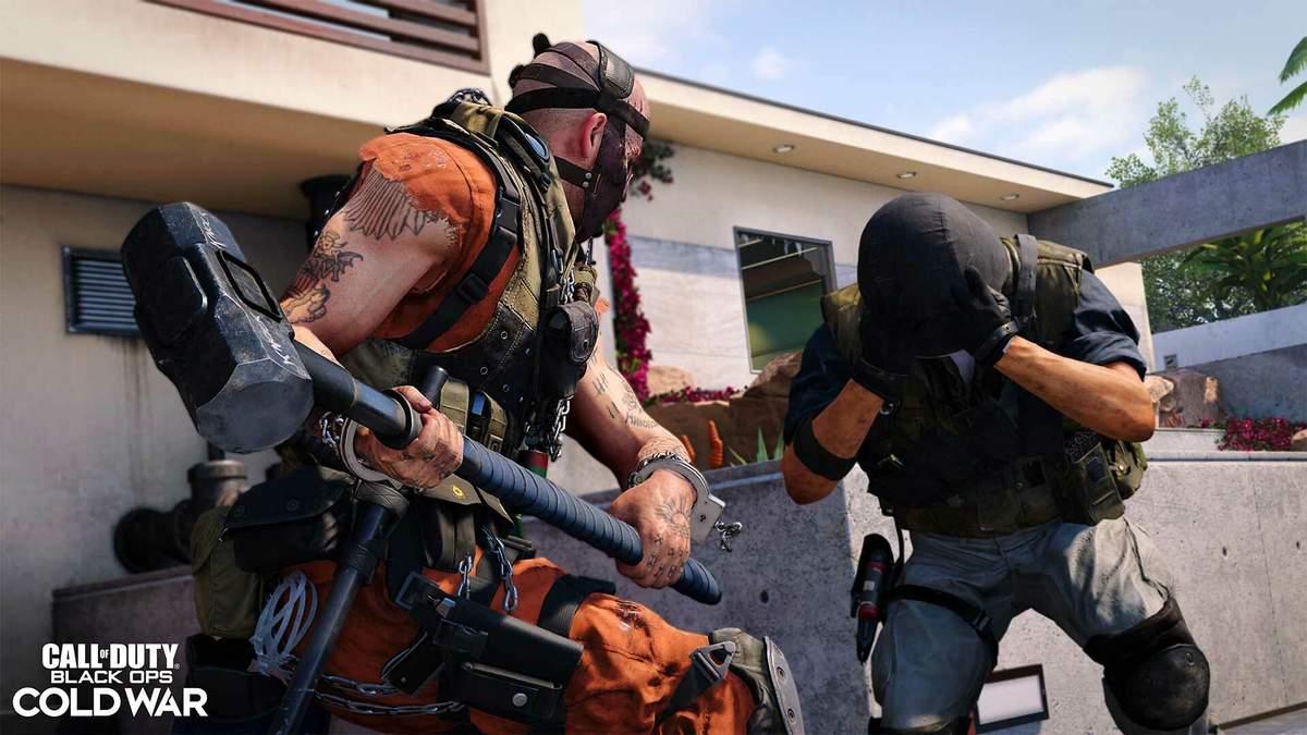 Фанати Warzone помітили пасхалку, присвячену чітерам, у трейлері Call of Duty: Vanguard - Ігри - games