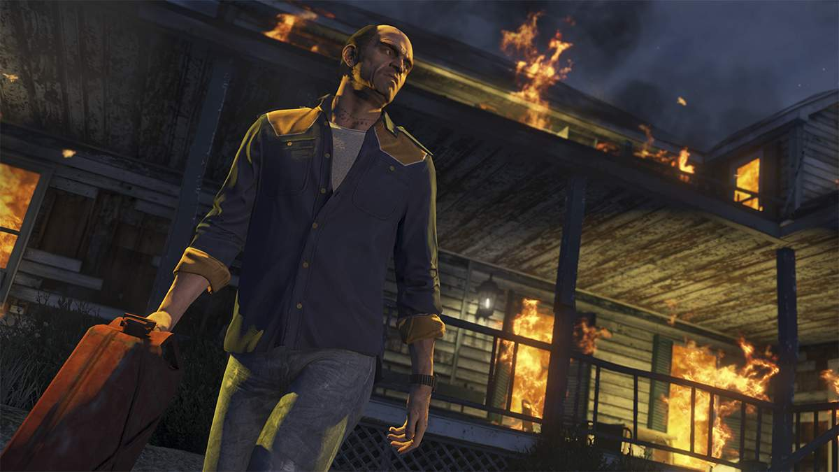 """Справжня катастрофа: геймери """"розгромили"""" трейлер GTA V для консолей нового покоління - Ігри - games"""