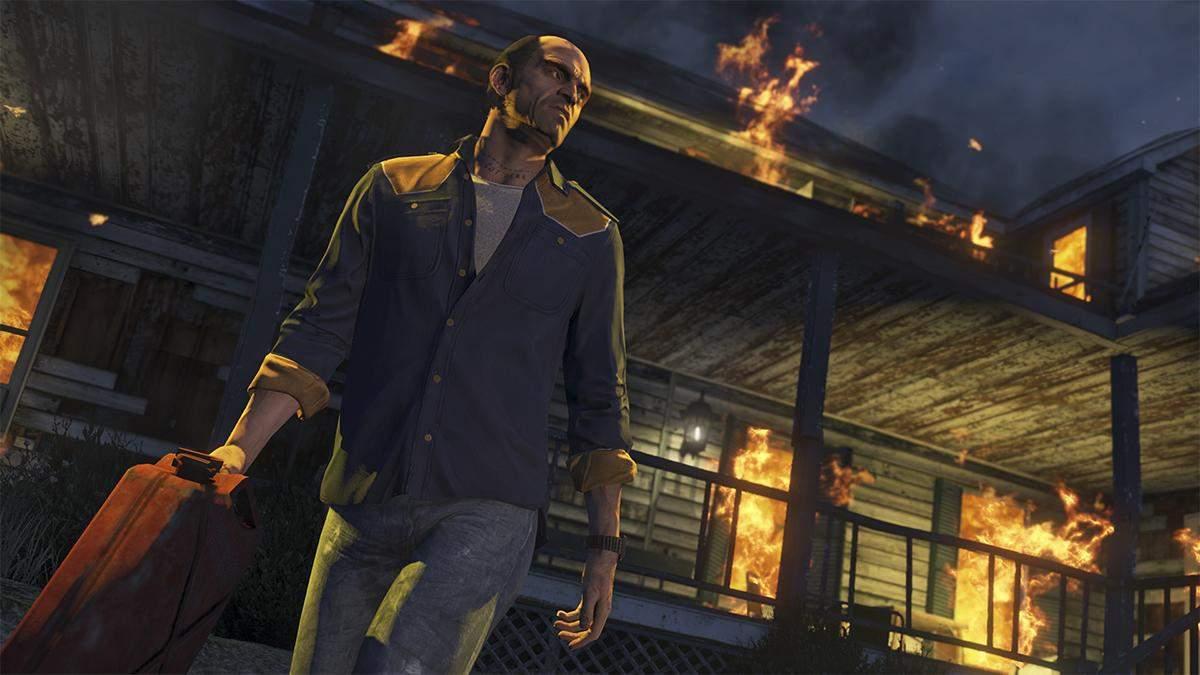 """Настоящая катастрофа: геймеры """"разгромили"""" трейлер GTA V для консолей нового поколения - Игры - Games"""