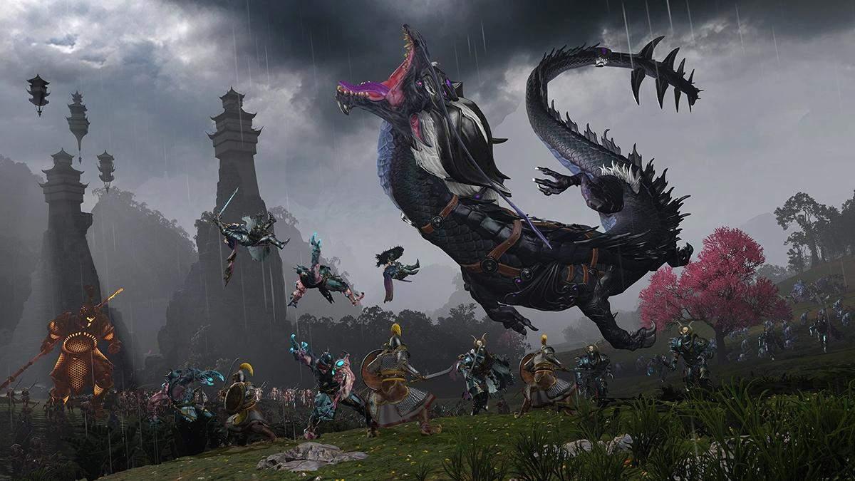 Великий Катай и плохие новости: новая информация о стратегии Total War: Warhammer III - Игры - Games