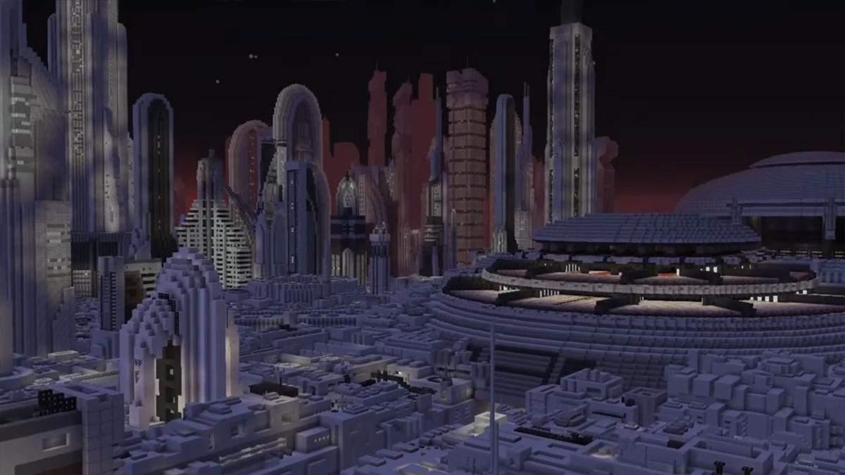 Ентузіаст відбудував відомі планети із Зоряних Війн у Minecraft: дивовижне відео - Ігри - games