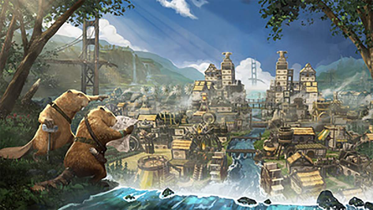 Понад 90% позитивних відгуків: у Steam вийшов оригінальний містобудівний симулятор Timberborn - Ігри - games