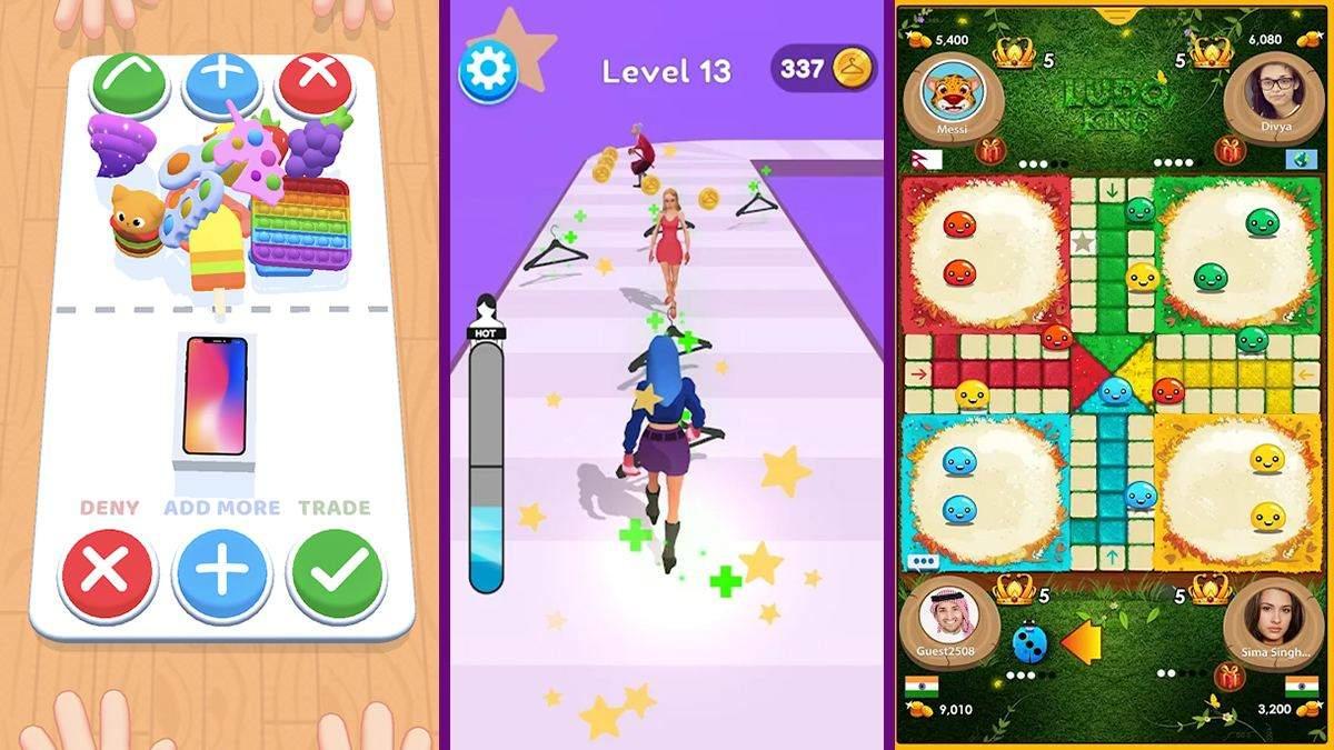 Лучшие мобильные игры за последнюю неделю: уверенный лидер и оригинальная новинка - Игры - Games