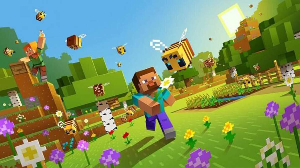Изобретательный геймер придумал интересный способ бросить курить с помощью Minecraft - Игры - Games