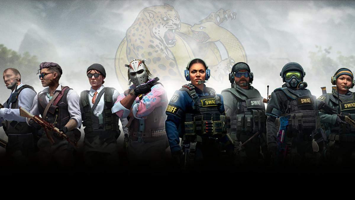 Морська тематика: найближчим часом для відеогри CS:GO може вийти масштабне оновлення - Ігри - games