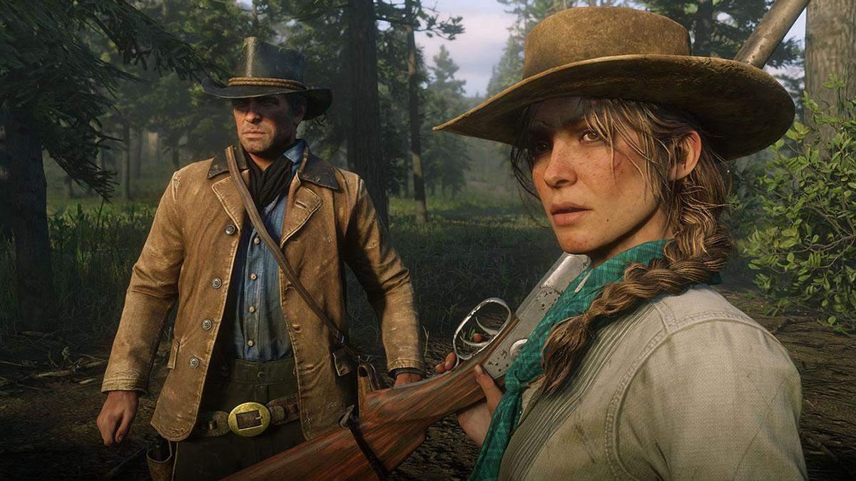 Интересная находка: игрок в Red Dead Redemption 2 открыл новый метод прохождения одной из миссий - Игры - Games