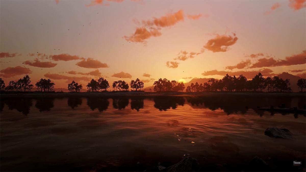Хорошая попытка: энтузиаст захотел вывести на новый уровень графику в Red Dead Redemption 2 - Игры - Games