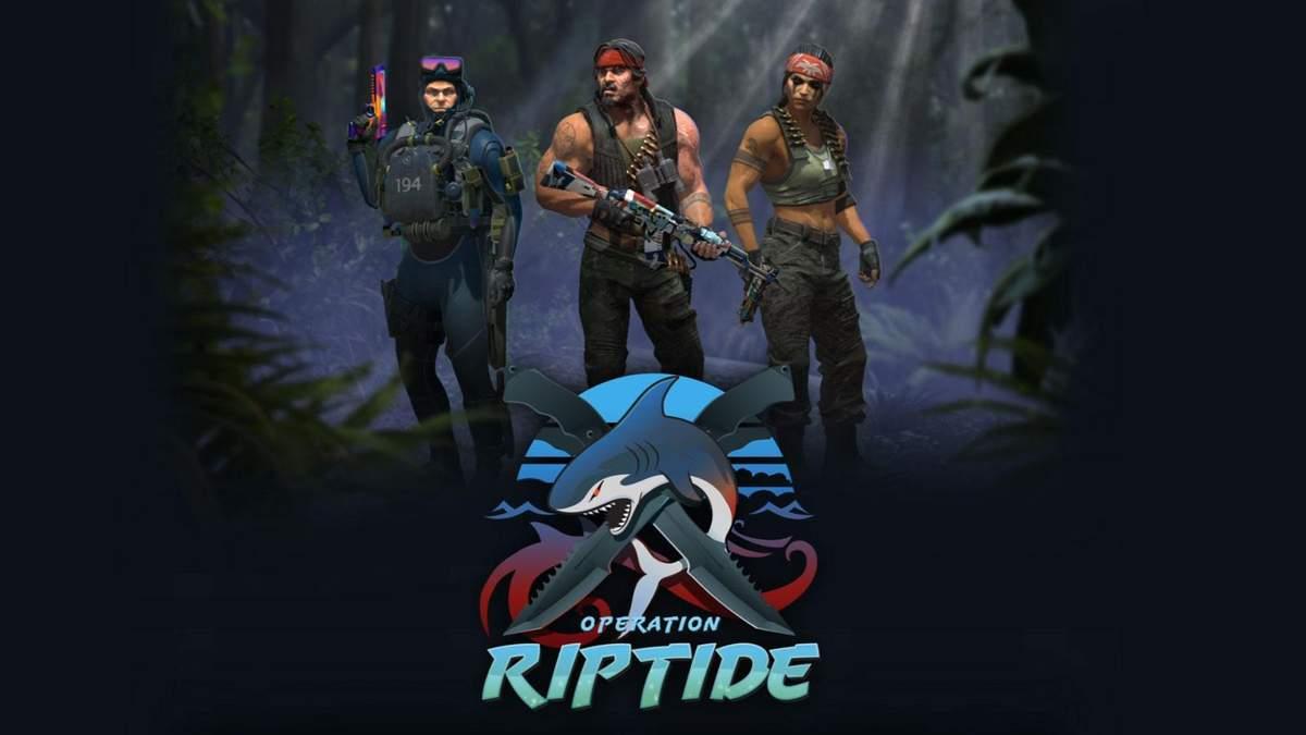 Масштабне оновлення у CS: GO – операція Riptide, зміни на Dust 2, ослаблена зброя та інше - Ігри - games