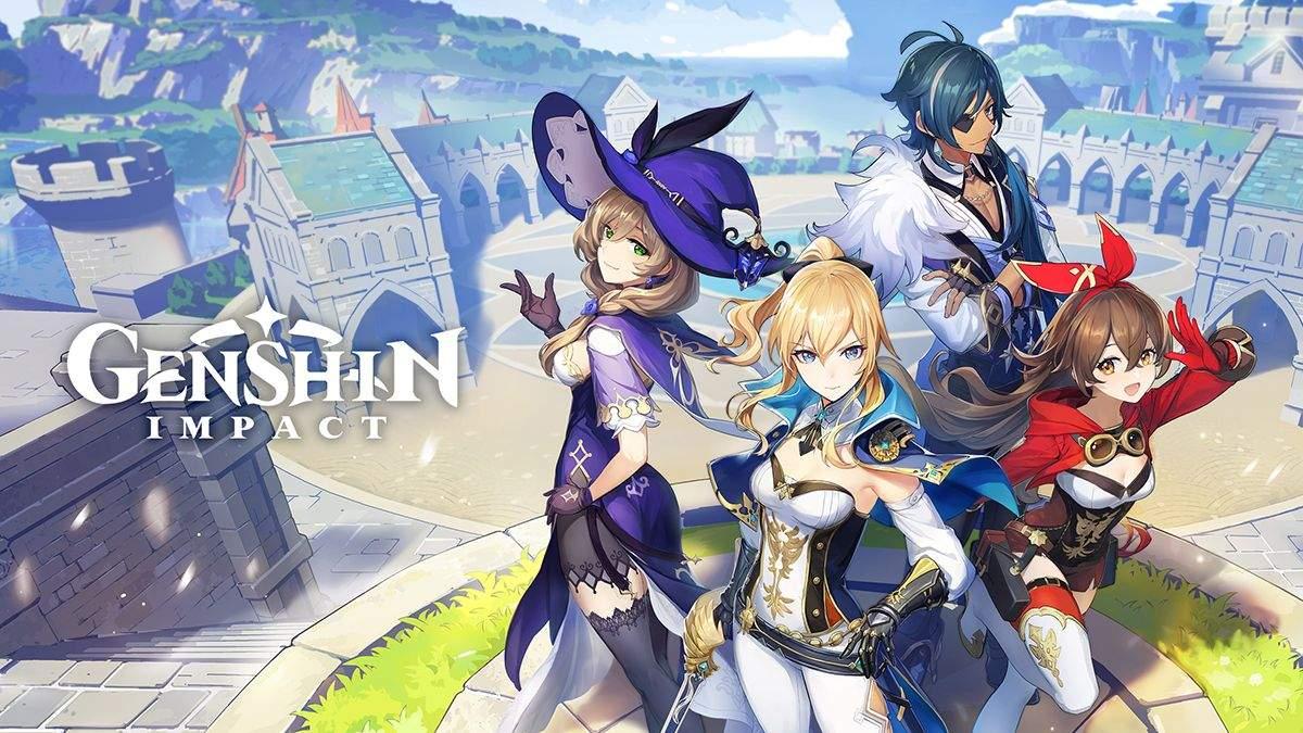 Прекрасная работа: команда мастеров воссоздала в реальности оружие из видеоигры Genshin Impact - Игры - Games