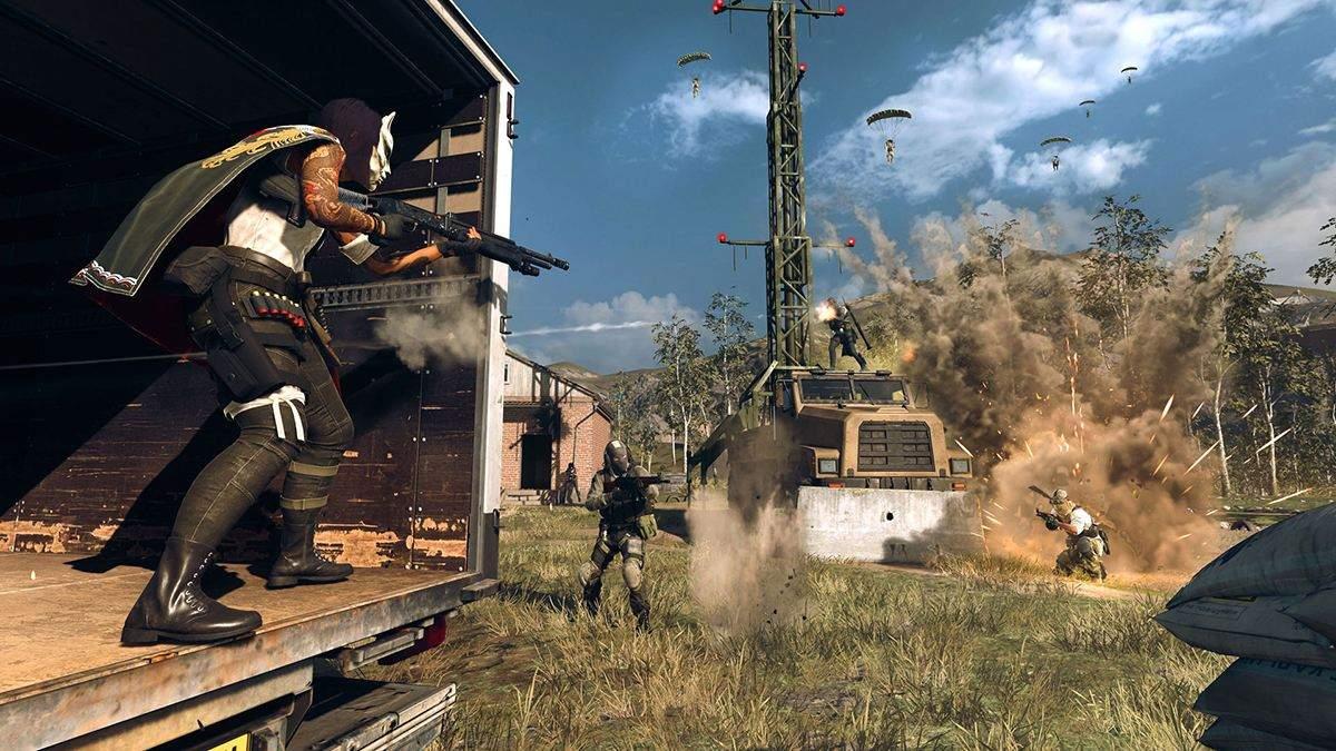 Испанский стыд: игрок в Call of Duty: Warzone стал свидетелем курьезной ситуации - Игры - Games