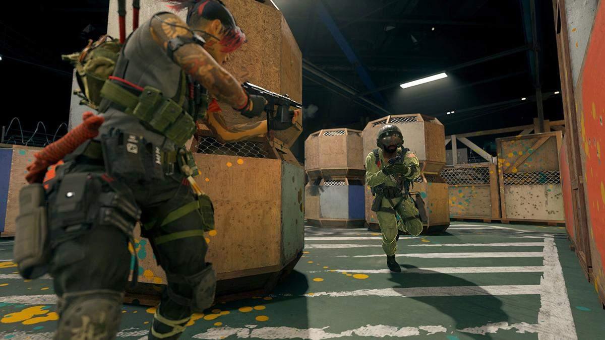 Когда встречаются читеры: игрок в Call of Duty: Warzone поделился забавным видео - Игры - Games