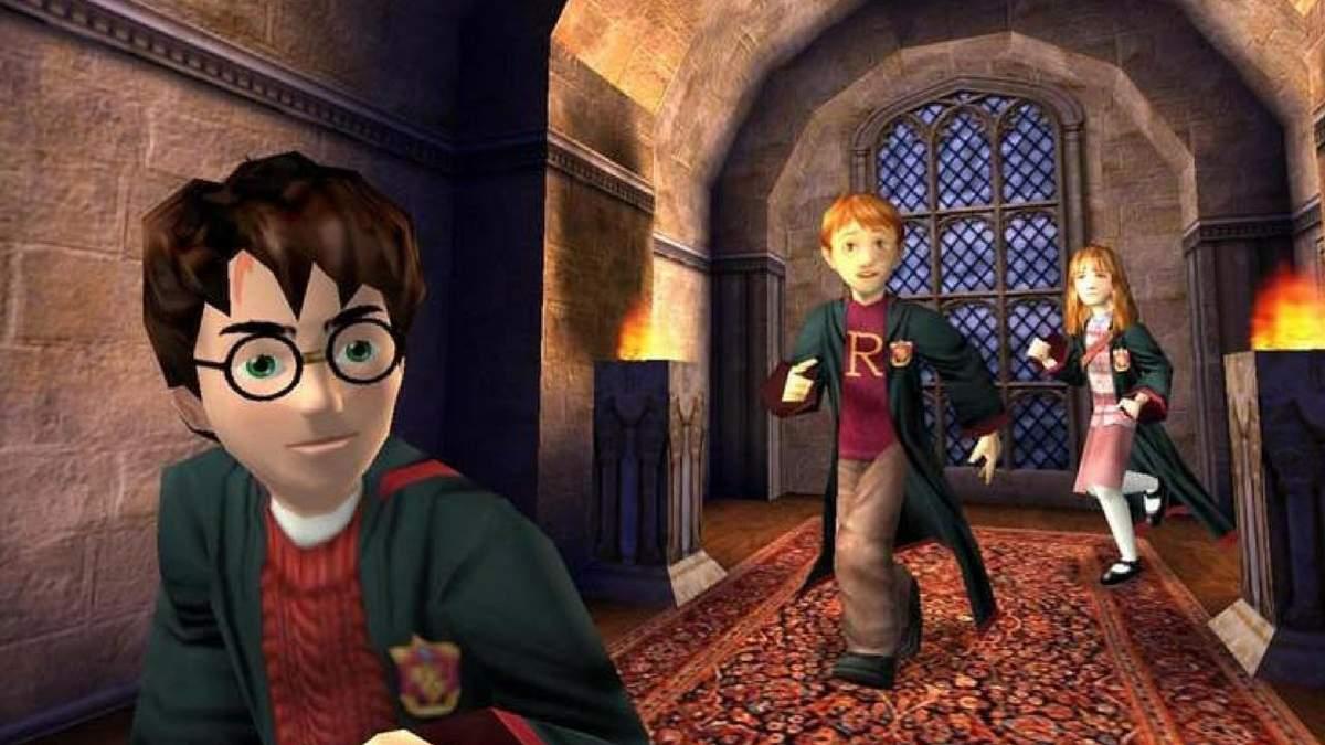 Энтузиаст работает над ремейком Harry Potter and the Chamber of Secrets на Unreal Engine 5 - Игры - Games