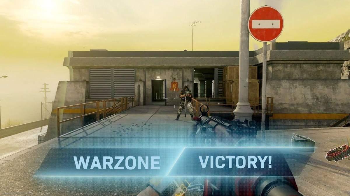 Загін геймерів отримав перемогу в матчі Warzone всього за 1 секунду: як їм це вдалося - Ігри - games