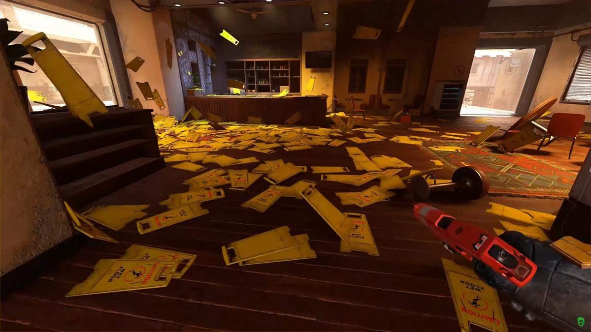 Обережно, волога підлога: у Halo Infinite знайшли кумедний збій - Ігри - games