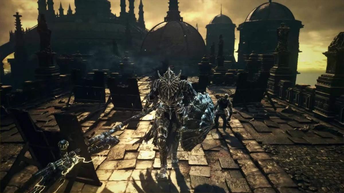 Почувствуй себя боссом: геймер создал мод, позволяющий играть в Dark Souls 3 за антагонистов - Игры - Games