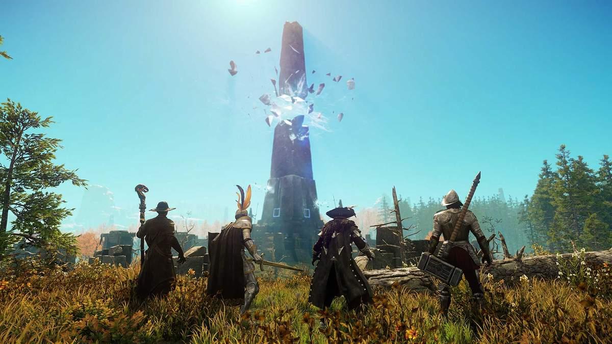 Виртуальное перенаселение: в New World временно запретили создание новых персонажей - Игры - Games