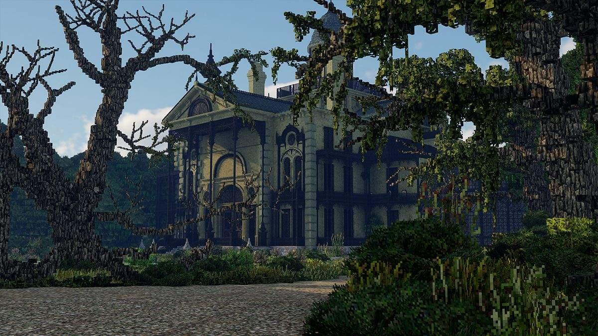 2 роки кропіткої праці: геймер будує надзвичайно детальні маєтки в Minecraft – неймовірні фото - Ігри - games