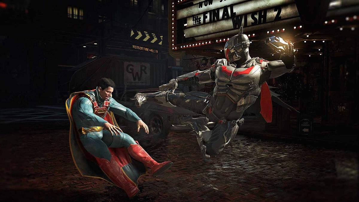 """Нео, Джокер и Константин: в сеть """"слили"""" список героев, которые должны появиться в Injustice 3 - Игры - Games"""