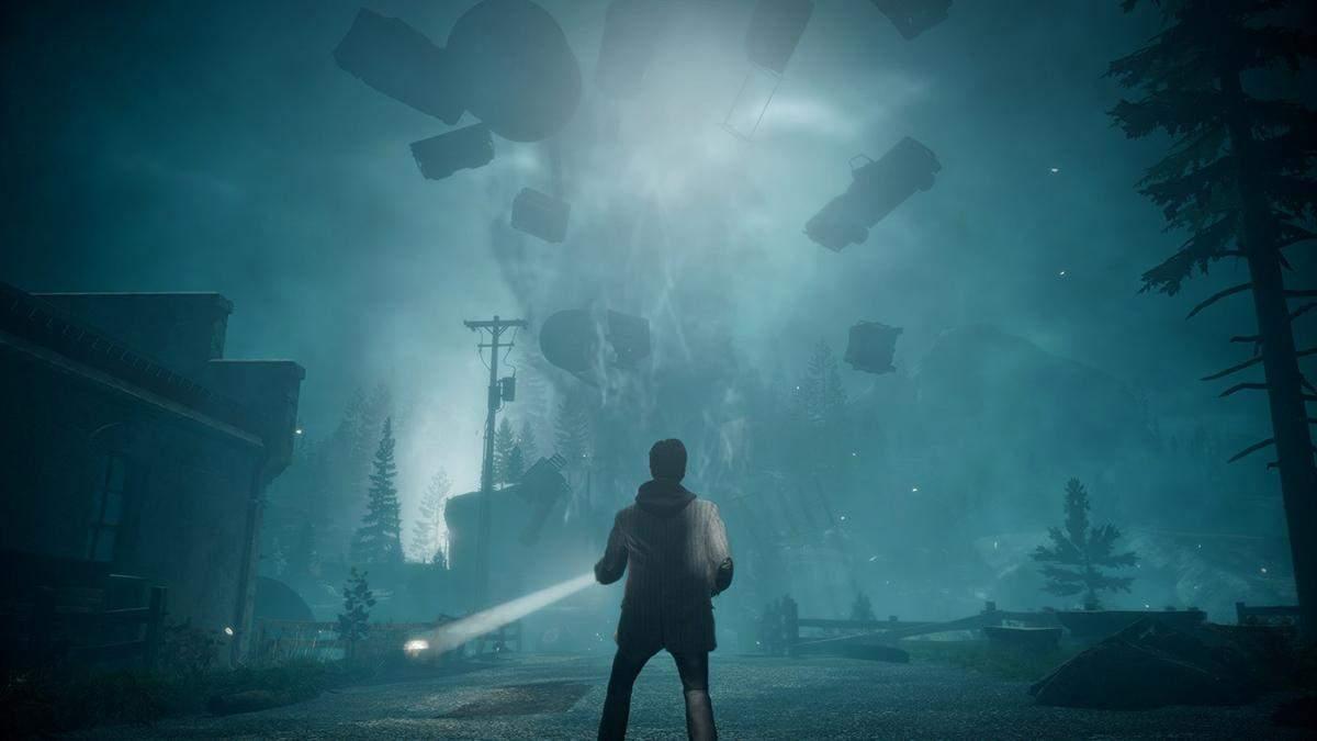 Хороший, но устаревший: в сети появились оценки ремастера видеоигры Alan Wake - Игры - Games