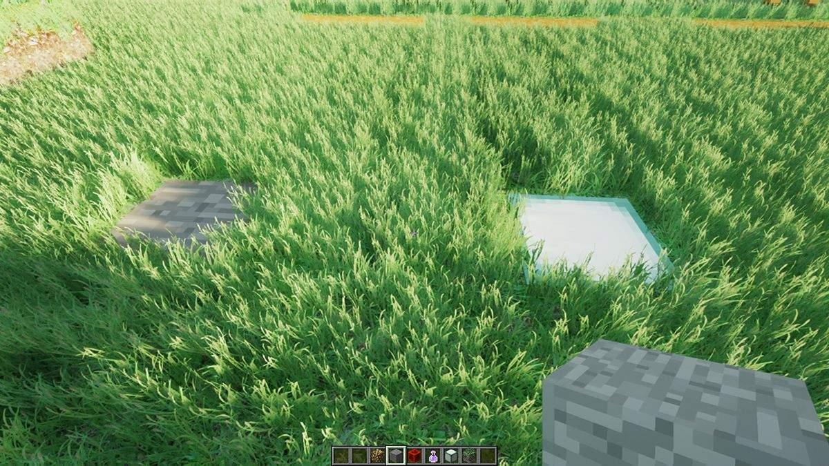 Не всі відеокарти витримують: гравець у Minecraft створив набір текстур з реалістичною травою - Ігри - games