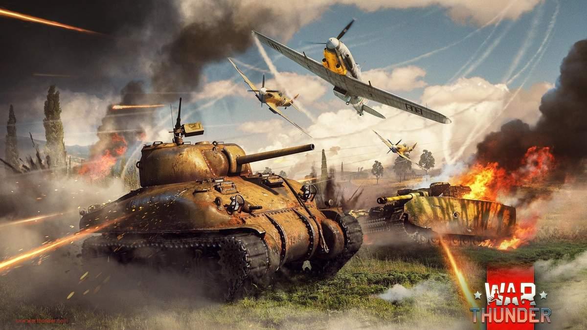 На ті ж самі граблі: танкіст злив у мережу секретні дані, щоб виграти суперечку про War Thunder - Ігри - games
